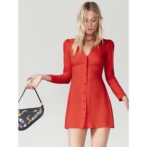 NWOT Reformation Courtney Dress-Sleeveless Version